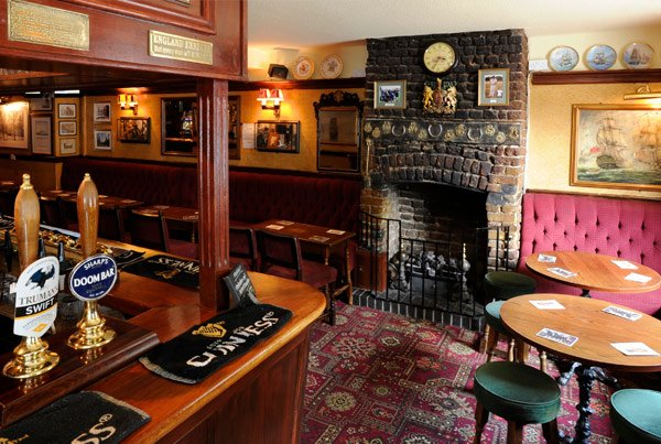 Quiz Night at The Plume of Feathers